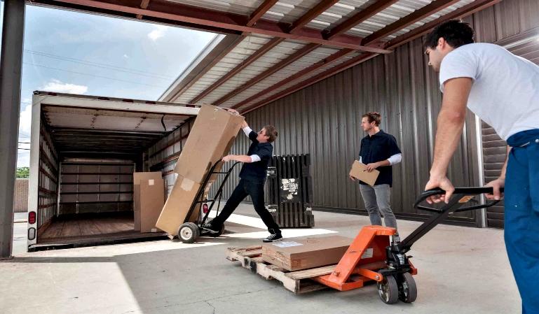 Transporte profesional: la importancia de colocar bien la carga