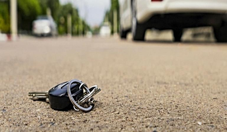 Las llaves del coche: qué hacer en caso de pérdida