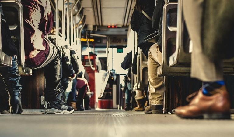 Medidas de higiene en el transporte público