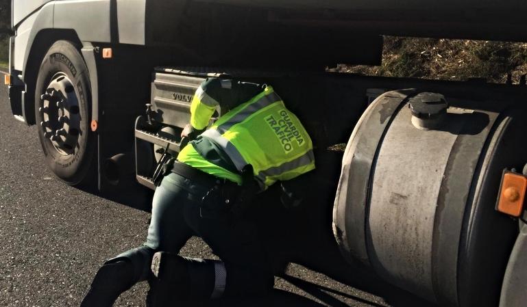 La manipulación del tacógrafo supondrá penas de cárcel