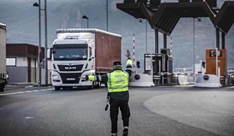 Exceso de tiempo de conducción: gestión de sanciones