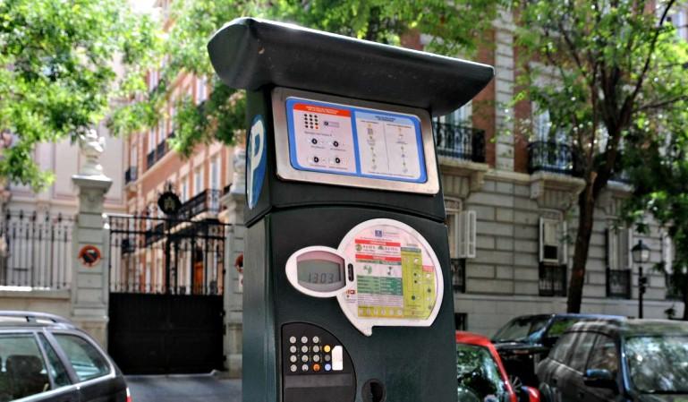 Zona SER: se suspende el pago en Madrid