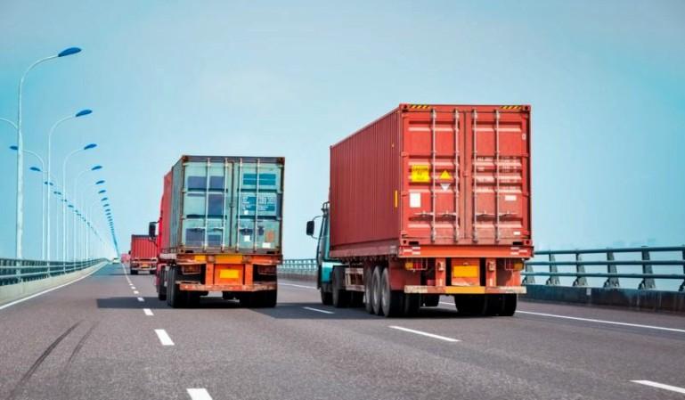 Transporte de mercancías, actividad esencial