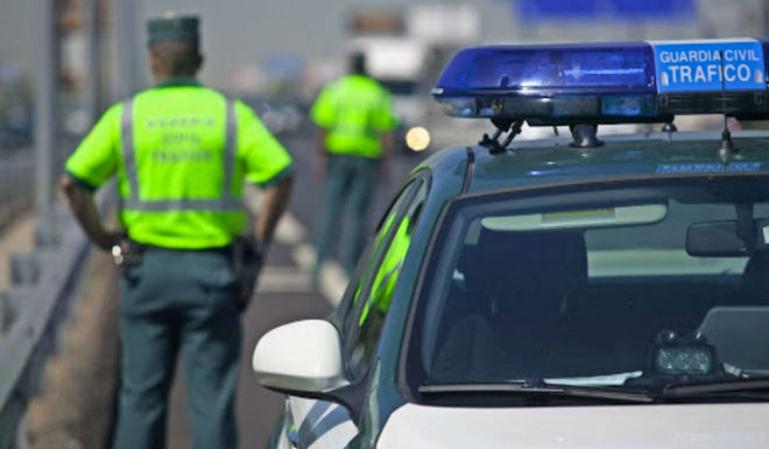 Las multas de tráfico durante el estado de alarma