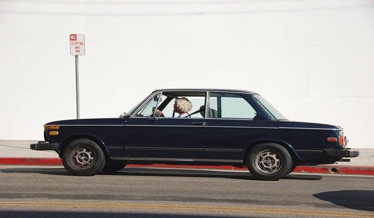 Conducir con más de 65 años