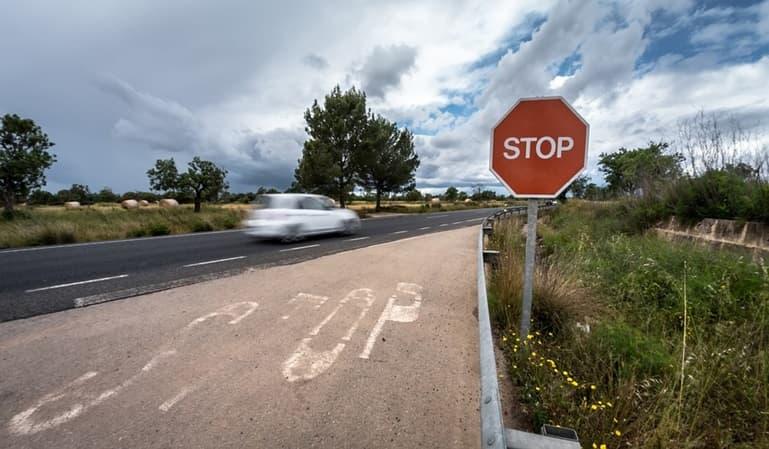 Identificar al conductor: ¿es obligatorio?