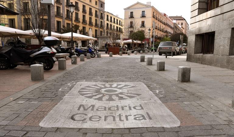 Confusión en torno a Madrid Central: inseguridad jurídica