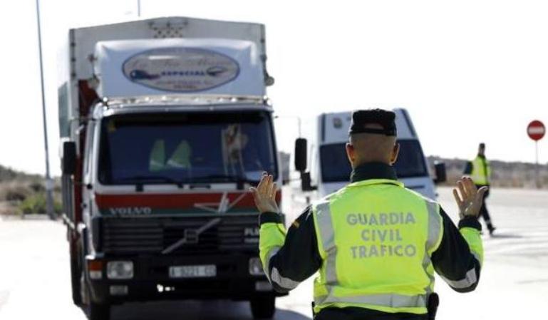 Camiones y autobuses: en el punto de mira de la DGT