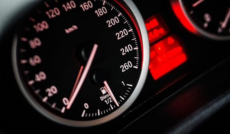 Exceso de velocidad: la principal sanción a las furgonetas