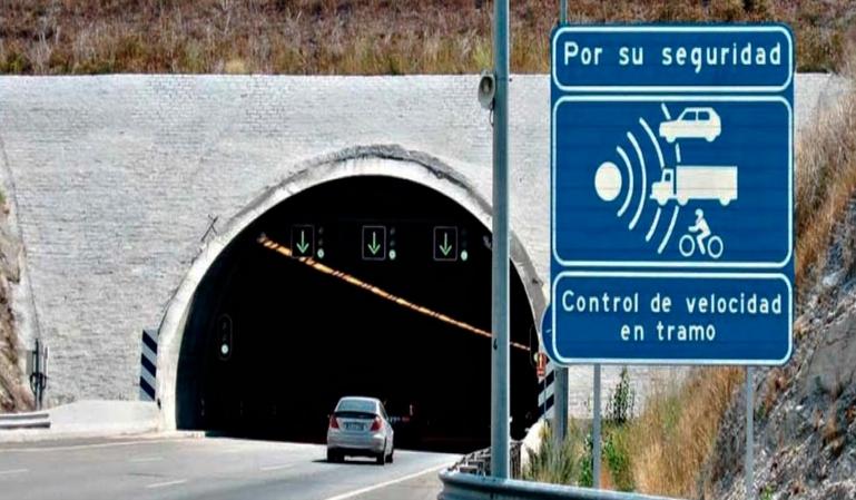 Los radares de tramo. ¿En qué consisten?