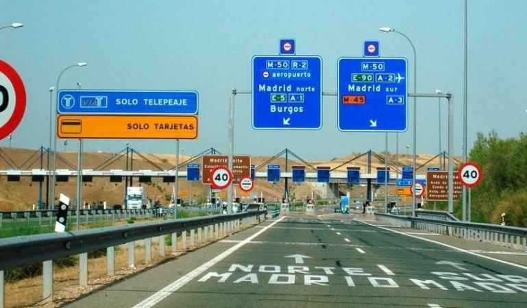 El Gobierno plantea a Bruselas la imposición de peajes en las autovías