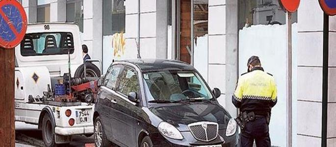 Los ayuntamientos a la cabeza de recaudación con multas de tráfico