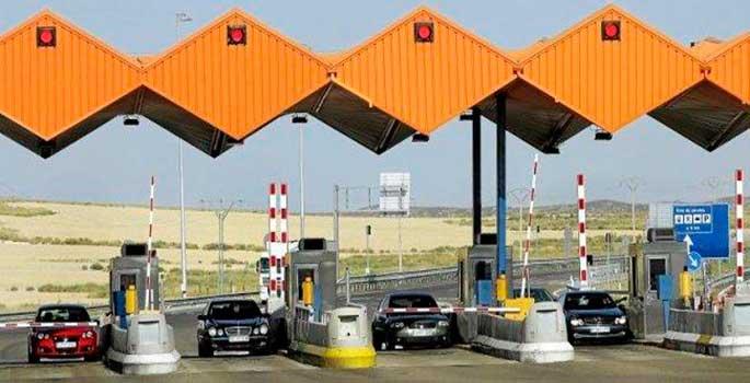 Los coches eléctricos no pagarán peajes en Cataluña