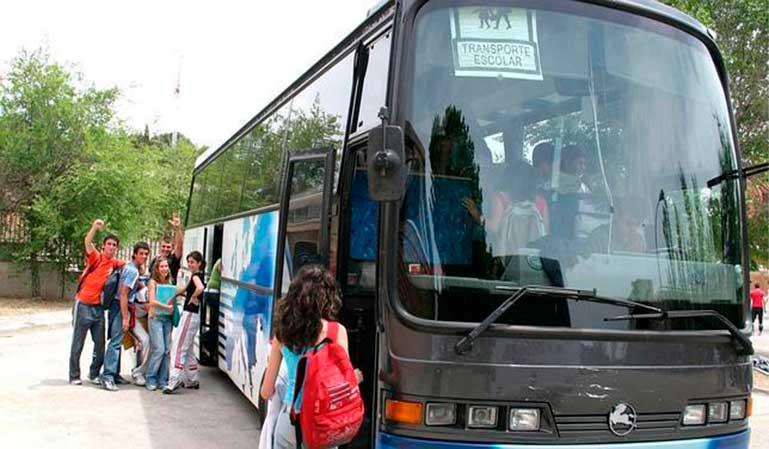 DGT activa campaña especial para el transporte escolar