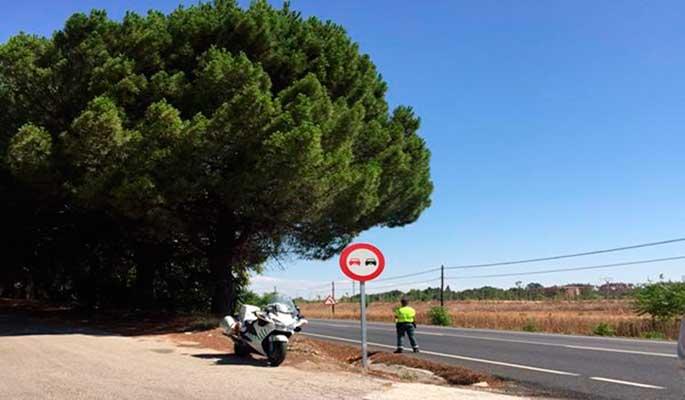 DGT controla velocidad en ciudades y carreteras convencionales
