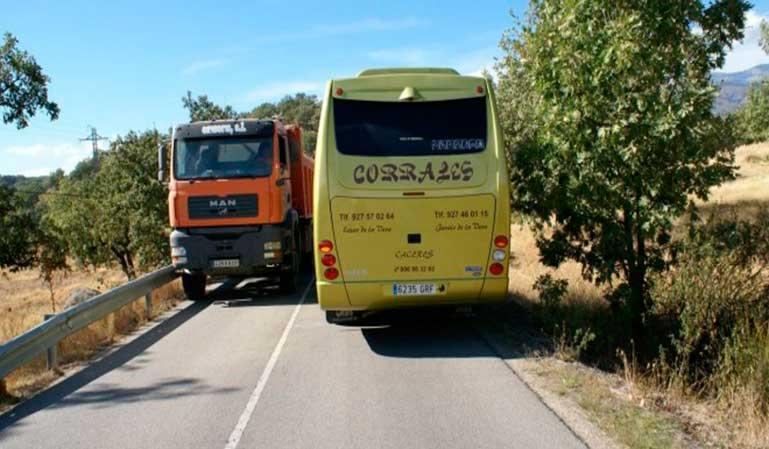 DGT pone a examen las carreteras convencionales