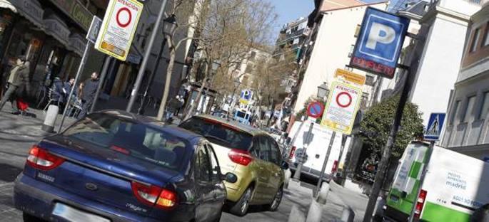 El cierre del tráfico en el Barrio de Ópera de Madrid para agosto