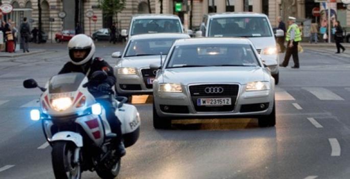 Holanda prohibe imponer multas de tráfico a diplomáticos
