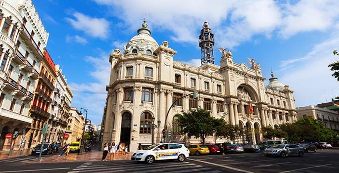 El límite 30 obligatorio en las calles de Valencia