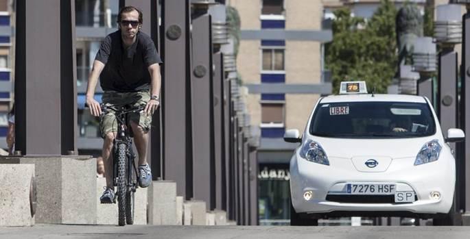 La imagen del ciclista se empaña en ciudades
