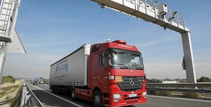 Los radares exclusivos para furgonetas, camiones y autobuses