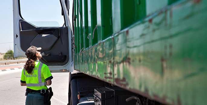 Más de 600 multas en una semana por el estado de los vehículos