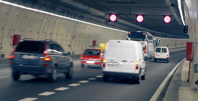 La M-30, letal con multas de tráfico para los conductores