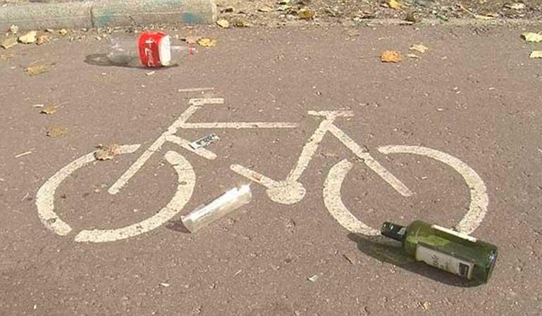 Multas y alcoholemias en aumento para bicicletas