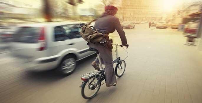 Las multas de tráfico más comunes para los ciclistas