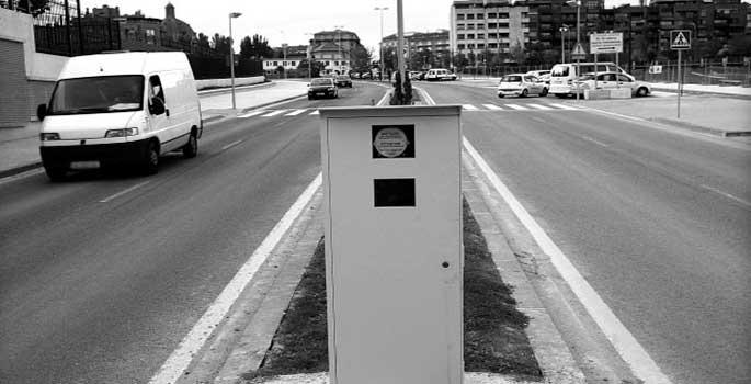 Los nuevos radares de tramo en Madrid para multar