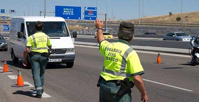 La operación especial de Tráfico para el Puente de Mayo