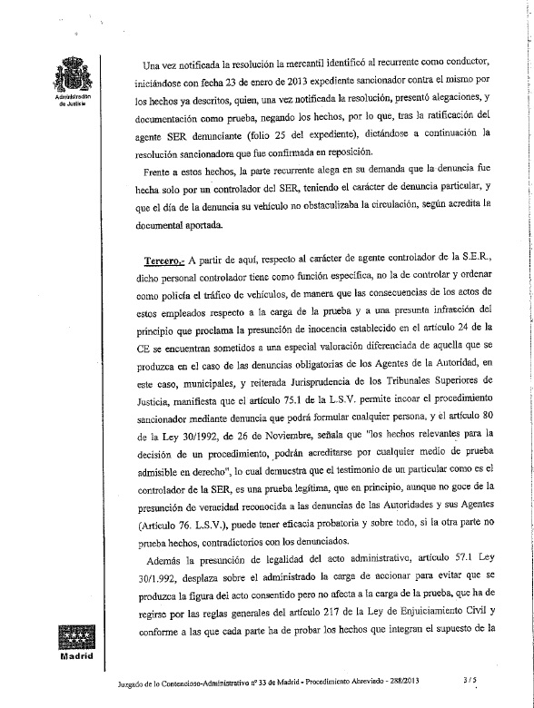 Página 3 Sentencia 2