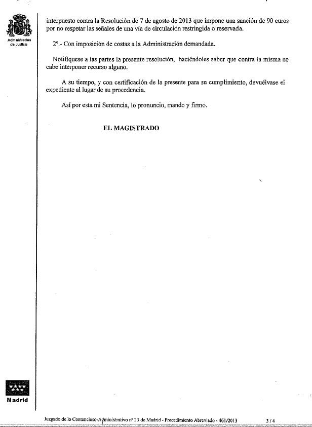 Página 3 Sentencia 3