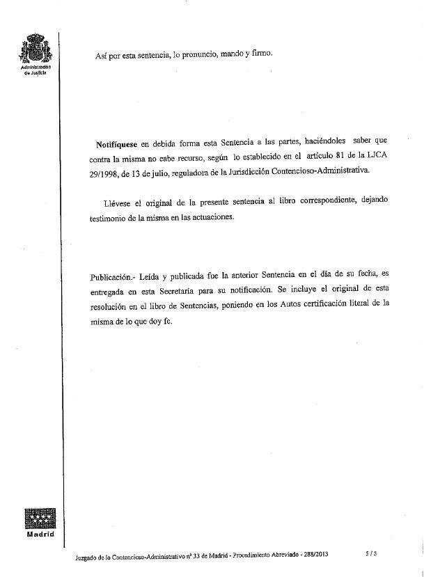 Página 5 Sentencia 2