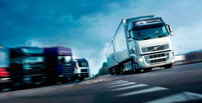 El peaje voluntario a camiones para julio