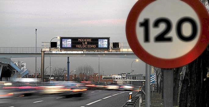 El pulso del Gobierno y Tráfico con los límites de velocidad