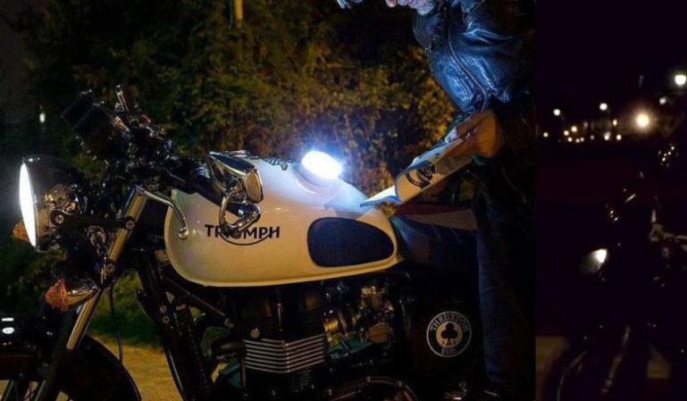 ¿Es obligatoria la nueva señal V16 para las motos?
