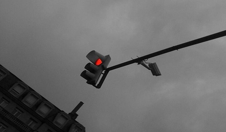 El semáforo con más multas en el currículum de España