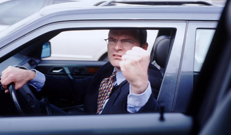 Los tipos de conductores más molestos
