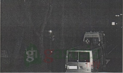 Ambulancia coche radar