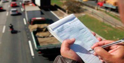 El precio de las multas de tráfico más habituales (III)