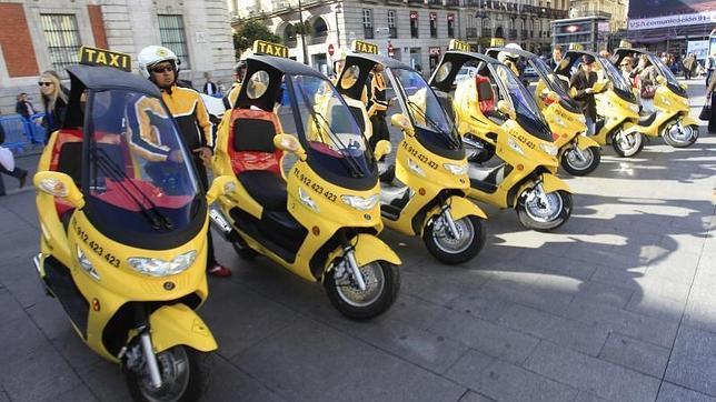 Las mototaxis, la nueva solución contra el tráfico en ciudad