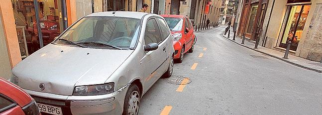Valencia deniega la zona de residentes a los conductores morosos de multas