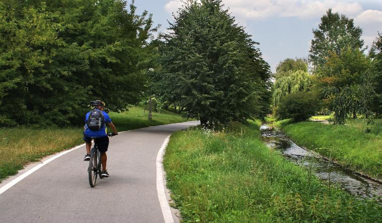 La multa de 200 € que está poniendo la Guardia Civil a muchos ciclistas