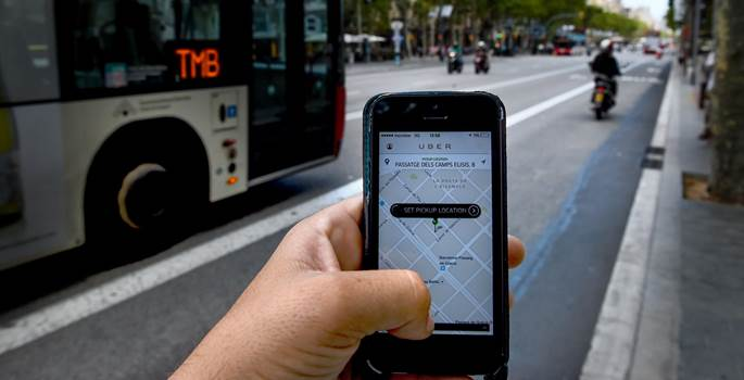 El plan de Uber para volver a funcionar en España