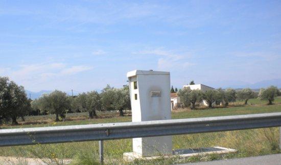 El radar gallego situado entre tres hospitales