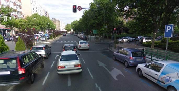 El tiempo de los semáforos conduce a la infracción