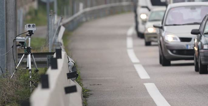 La carretera de España con más radares en menos kilómetros