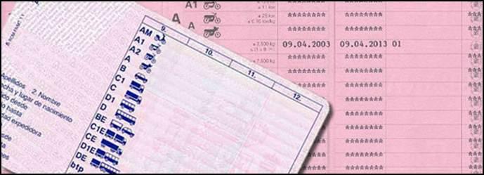 La forma de controlar los puntos del carnet de conducir