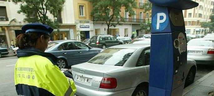 La hora con más riesgo de multas de tráfico en Madrid